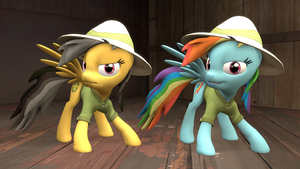 [DL]Daring Do Overhaul Version 1.4 [Dash Update] by Nein-Skill