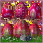 Timeless-ThinkPink-Eggs by Charmadige