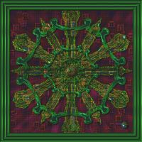 20131112-Plaid-Mandala-v16 by quasihedron