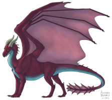 Finished - Random dragon by Scaleeth