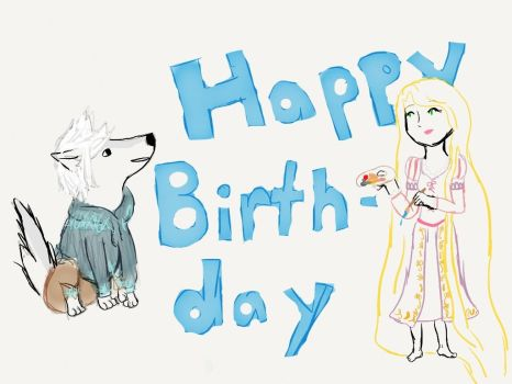 Happy Birthday by Ask-TheBig-Four