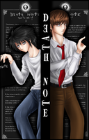 Death Note by sassie-kay
