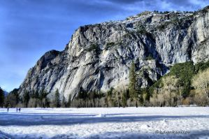 Gorgeous Yosemite Granite by kayaksailor
