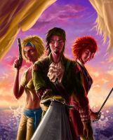 Pirates Odissey: To Each His Own by FemmeInfernale