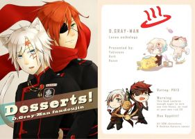 DGM Laven doujin _Desserts by darkn2ght