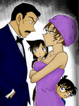 Detective conan coloration 3 by Tuzikopalo