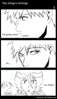 The Ichigo's feelings 3 by tomoyoyo