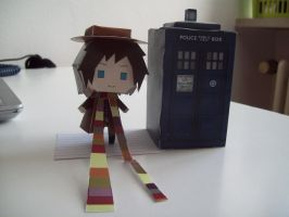 Doctor Who Paperdolls - 4 by Rabenstolz