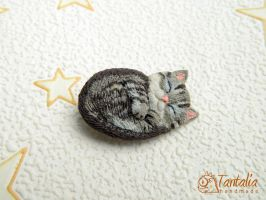 Brooch Sweet Dreams by Tantalia