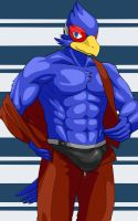 Beefy Falco by togepi1125