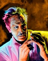 Vincent Price (The Tingler) by JamesPeterMcDermott