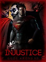 INjustice superman by NHKkyo
