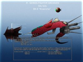 BX-4 'Arvanche' by Wes2299