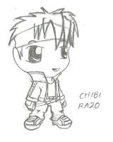Chibi RAZO by Fizzle-Knight