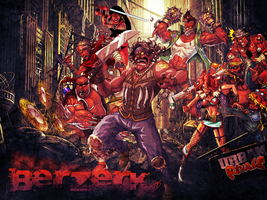 Urban Rivals - Berzerk by Darkos-Infinity85