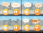 SC938 - Marvin and Marvin by simpleCOMICS