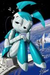 Jenny In Space by 14-bis