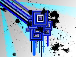 square vector art by jaau