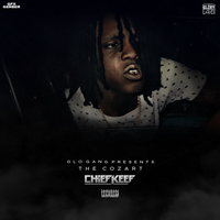 Chief Keef The Cozart Album Artwork by gerbergfx