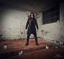 Metal band: Poetica, promotional work #12 by RuudPhotography
