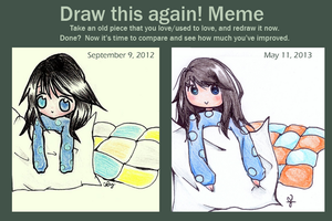 Improvement Meme 1 by Iciscle