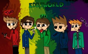 eddsworld complete by careenloba
