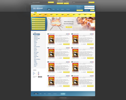 DVD Webshop by Harm-Less