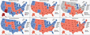 2012 Election Scenarios by YNot1989