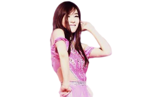 SNSD Tiffany Render by FlamingPearlForever