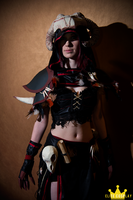 Necromancer by elitecosplay
