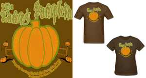 LOZ Lumpy Pumpkin Shirt by Enlightenup23