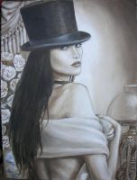 Top Hat by dashinvaine