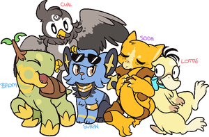pokedweebs by Icarusis