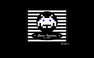 Space Invaders by Hawkfire