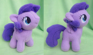 MLP - Filly Plush by Sparkle-And-Sunshine