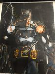 Batman AceContinuado Colors Jeremy Scully by Drakelb