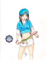 baseball serie girls 3 by Yuri-kentaro