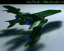 retilic cruiser bg render by Buchio