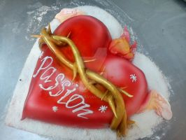 Love Cake -passion by 6eki