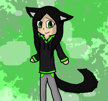 Human Hollyleaf by TheSlendermanIsHere