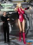 Ms. Metrobay - Enslaved to Please by Doctor-Robo