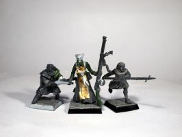 Mordheim Witch hunters WIP by Nordic-Dragon