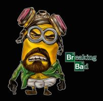 Walter White by AlVarelaArt
