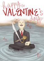 happy VALENTINE's day by achelseabee