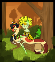 Tranquil by TheSnake-Queen