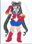 Ethnic Sailor Moon: East Asia by animequeen20012003