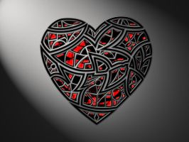 tribal heart by christ139