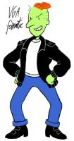 Roger Klotz by VGAfanatic