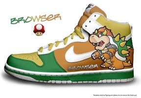 Nike Dunks - Browser by xOCT4N3