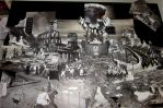 Warscape 2 -collage in progress by PancreasSupervisor